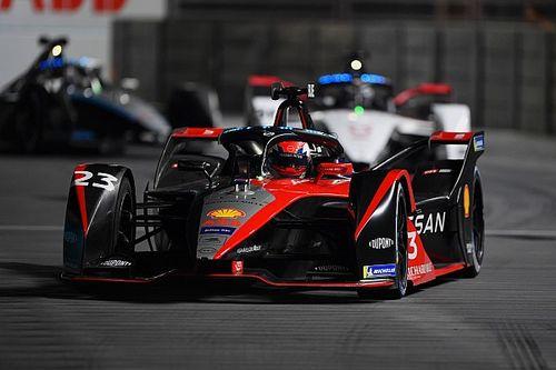 Nissan e.dams disqualifié à l'E-Prix de Londres