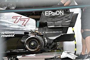 Principales novedades técnicas de los F1, desde los garajes