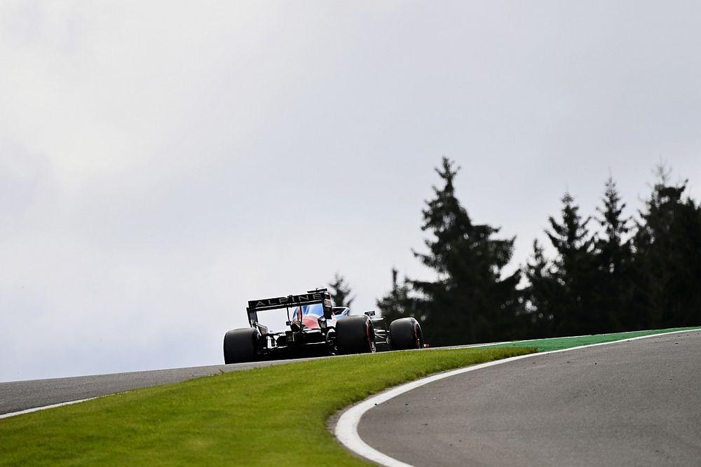 """Alonso: """"Si seguimos en seco, confío en un buen resultado en Spa"""""""