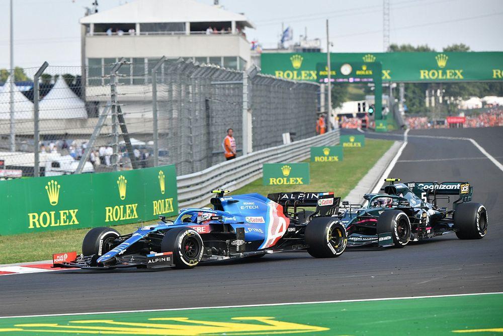 El podio del GP de Hungría, en el aire por investigación