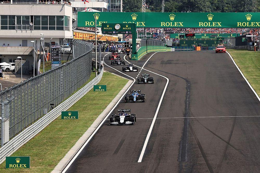 F1: Saiba como George Russell escapou de punição após relargada na Hungria