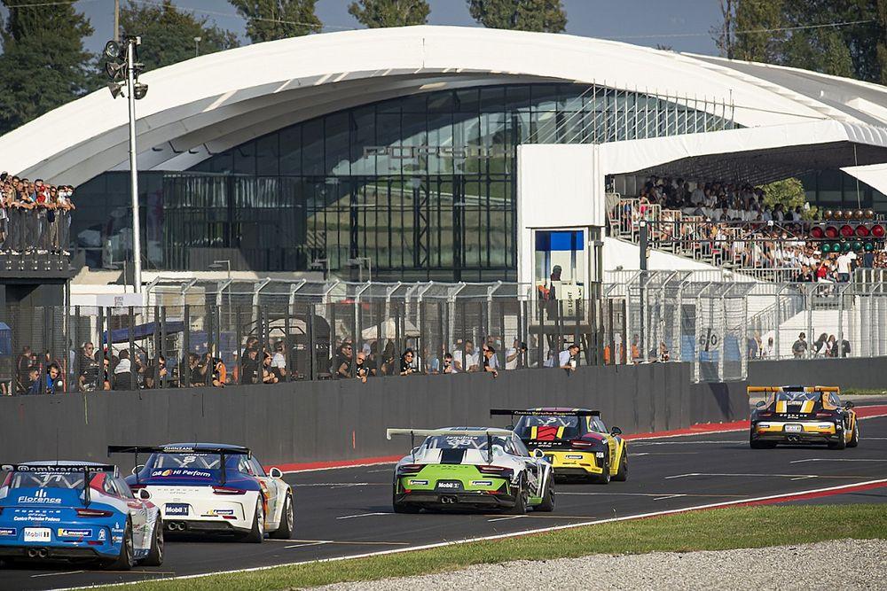 Carrera Cup Italia, Franciacorta: pronti a ripartire, forfait Giorgi