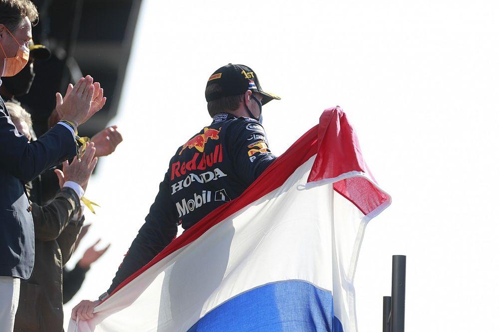 【F1動画】2021年F1第13戦オランダGP決勝ハイライト