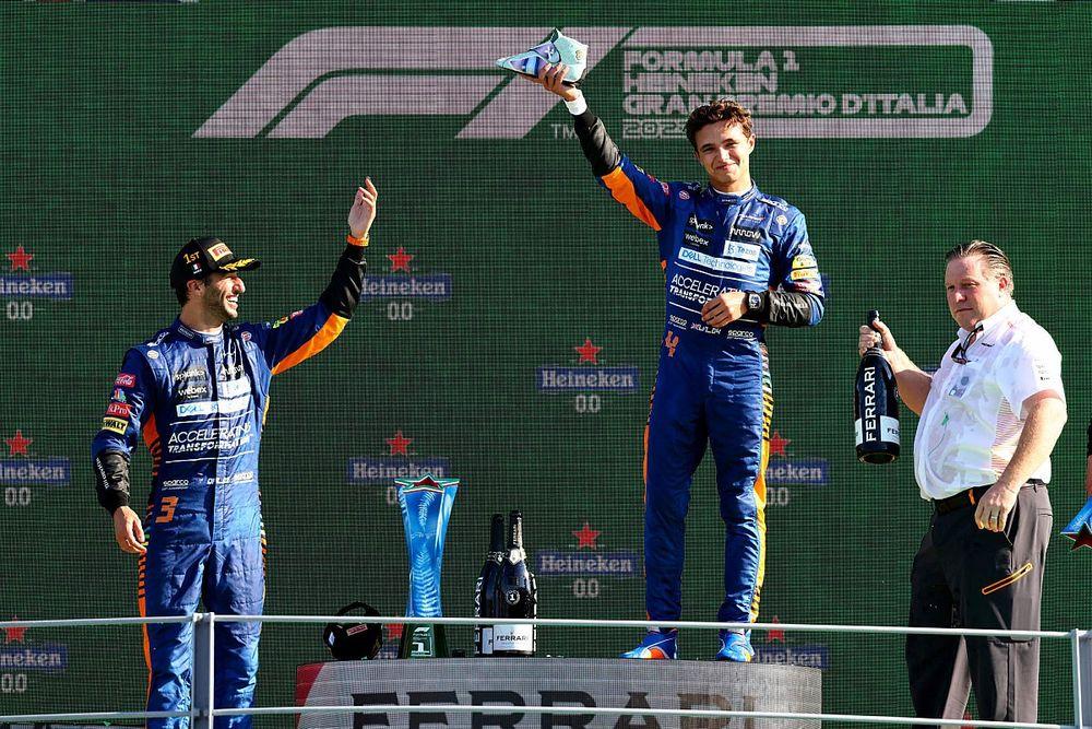 Brundle sajnálja Norrist, de megérti a McLaren döntését