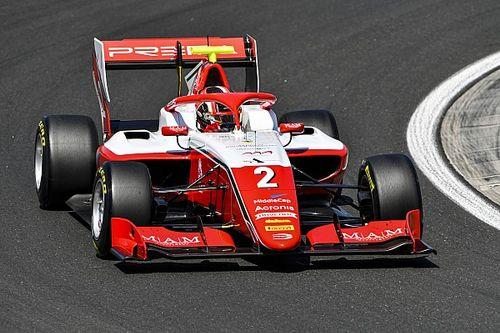 Leclerc Kurang Eksploratif di Race 3 F3 Hungaria