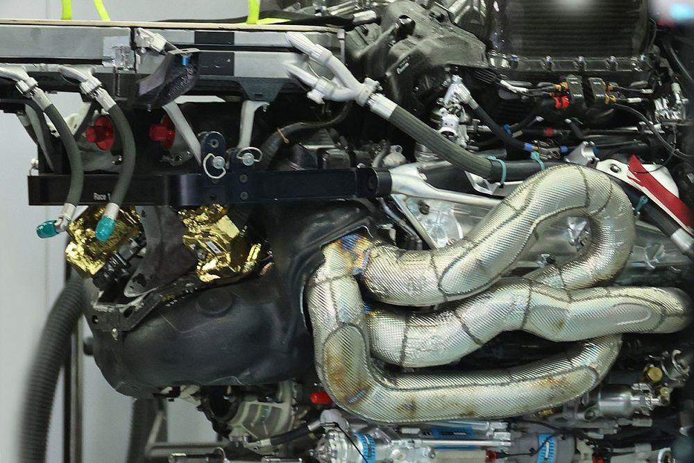 Mercedes: ecco perché la partita mondiale si gioca sul motore