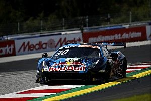 Red Bull Ring DTM: Lawson claims maiden pole position