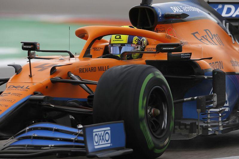 Qualifs - Norris décroche la pole, Hamilton se fait peur