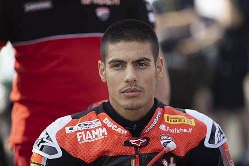 Rinaldi, 2022 yılında Ducati ile WSBK'da yarışmaya devam edecek