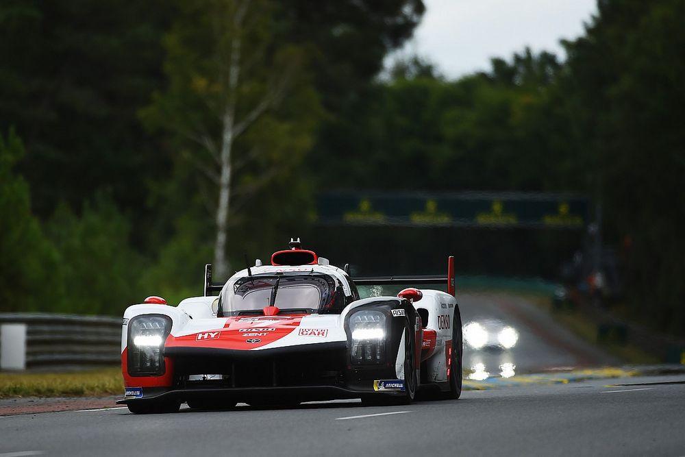 """ル・マン24時間予選:トヨタ7号車がトップタイム。上位グリッドは""""ハイパーポール""""で決定へ"""