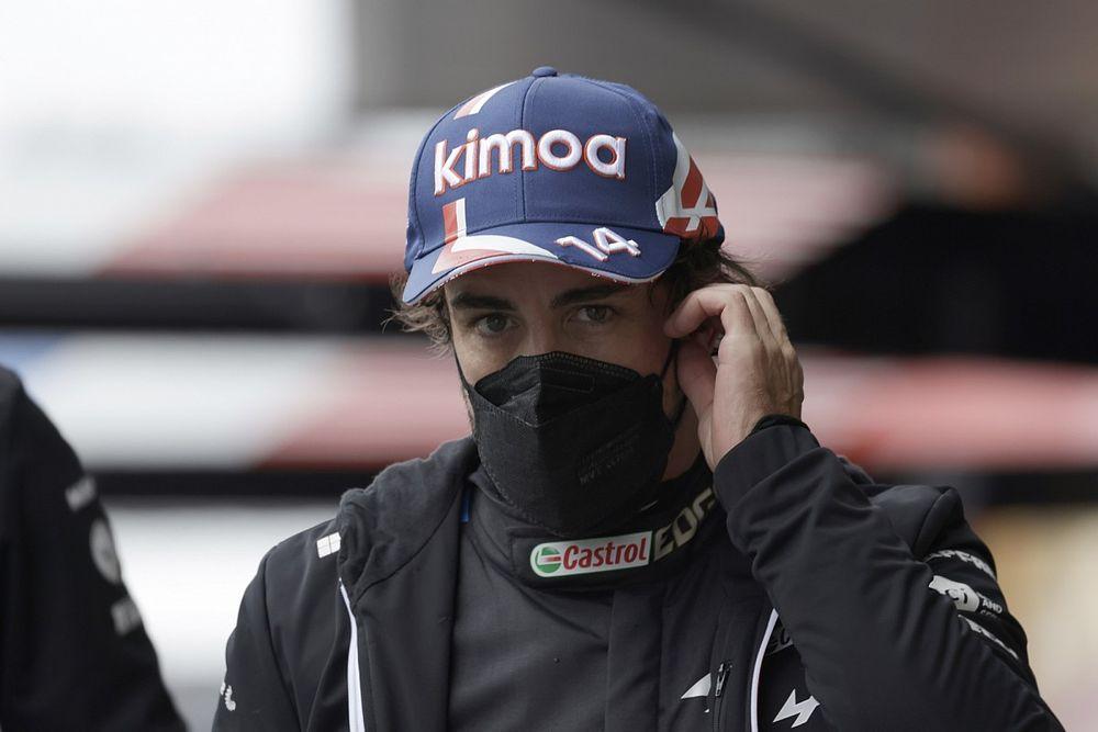 Alonso: Personal and Alpine progress key to F1 future beyond 2022