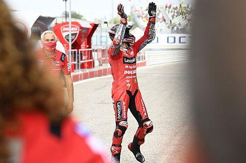 MotoGP Misano: Quartararo zorladı, Bagnaia arka arkaya ikinci kez kazandı!