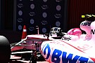 El Force India lucirá el lazo rosa de la lucha contra el cáncer de mama