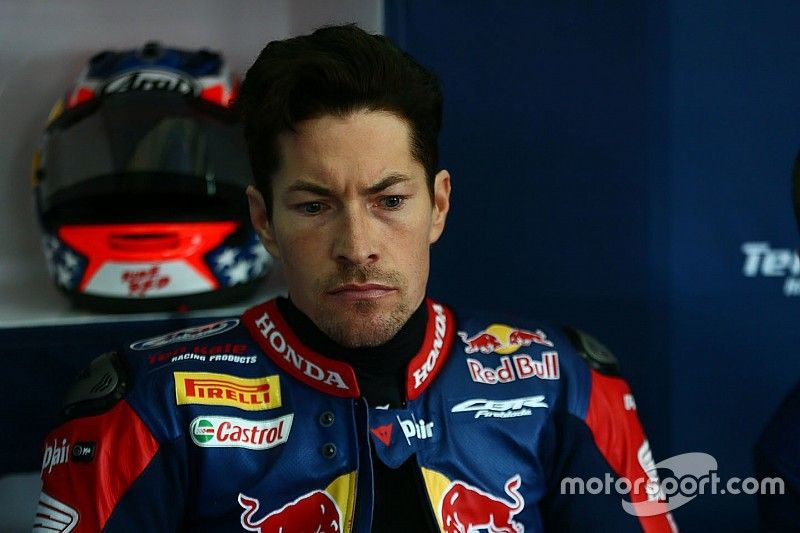 Hayden in serious condition after road accident