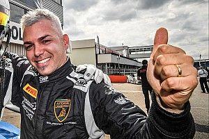 Postiglione è uno dei piloti di punta dell'Imperiale Racing per il GT Italiano 2019