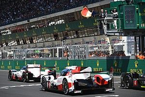 Le Mans start line moved ahead of 2018 event
