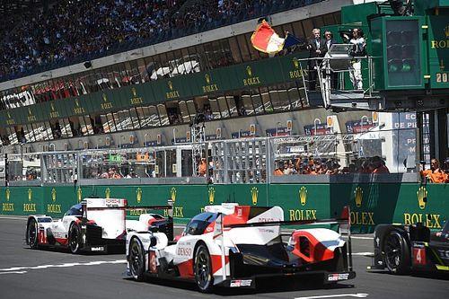 Változás Le Mansban, előrébb kerül a rajtvonal