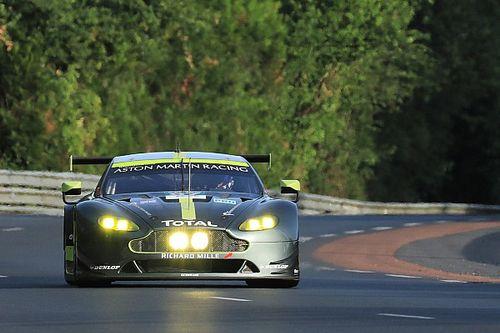 Aston Martin vainc Corvette sur le fil