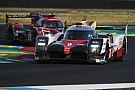 Toyota lidera el Warm up previo a las 24 horas de Le Mans