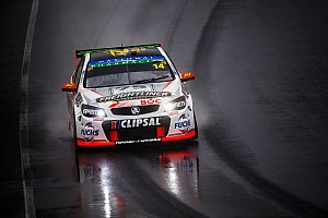 Supercars Breaking news Slade concerned about crashing after Bathurst cool suit failure