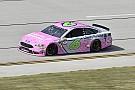 NASCAR Cup Trevor Bayne sobrevivió a accidentes para meterse al Top 3