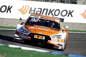 DTM Raceverslag DTM Hockenheim: Green zegeviert, Ekström loopt averij op