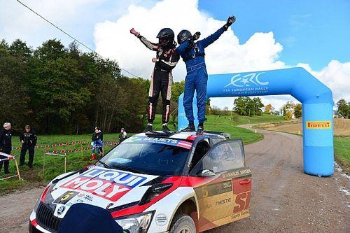 Al Rally Liepāja arriva la prima vittoria per Nikolay Gryazin