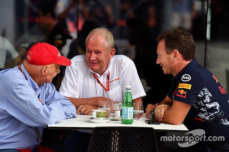 Marko, Lauda'nın Avustralya GP'de F1'e döneceğini düşünüyor