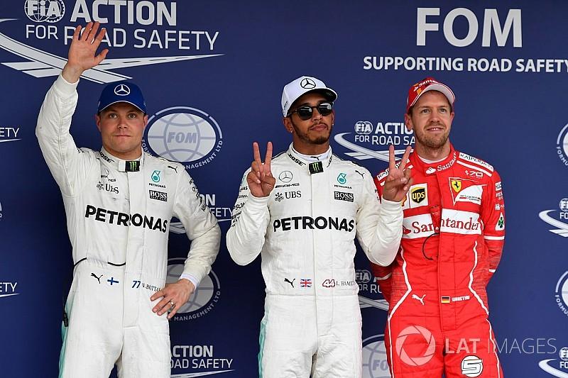 Japonya GP: Hamilton Suzuka'da ilk kez pole pozisyonunda!