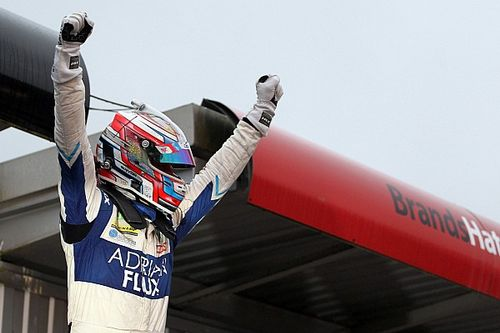 Sutton crowned BTCC champion as Turkington retires