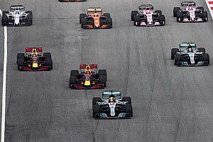 """Michelin: La F1 n'est pas """"utile"""" pour la technologie des pneus"""