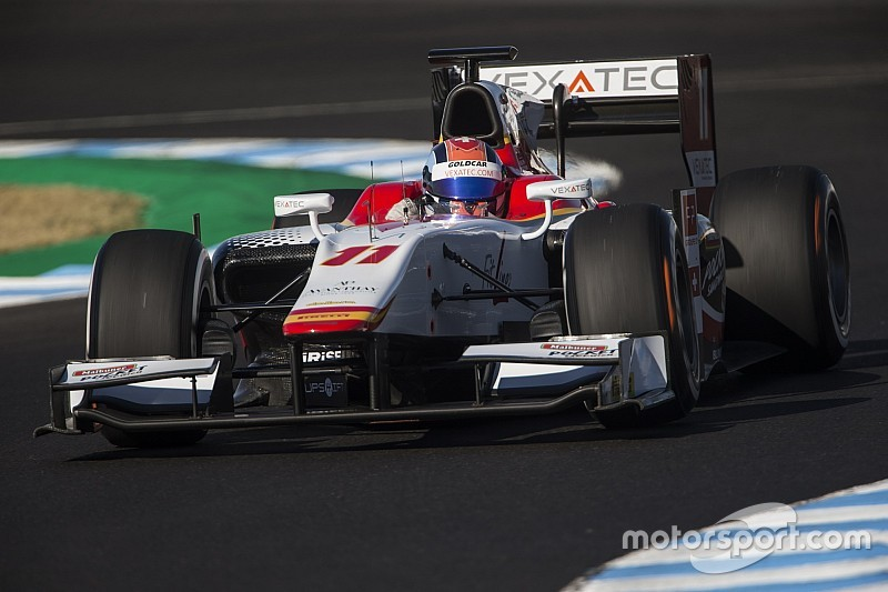 Boschung splits with Campos ahead of F2 finale
