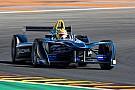 Formula E Eski F1 pilotu Haryanto ilk Formula E testini tamamladı