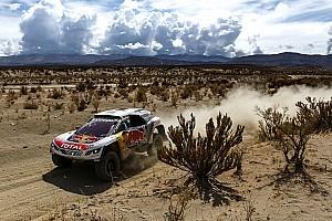 Dakar Breaking news Loeb credits navigation gains for Dakar 2017 victory bid