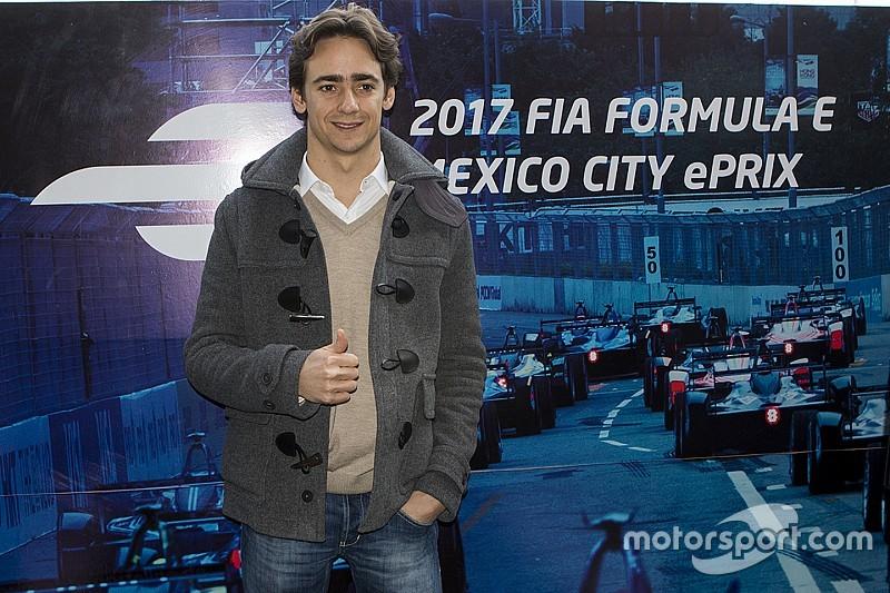 Esteban Gutiérrez correrá en la Fórmula E
