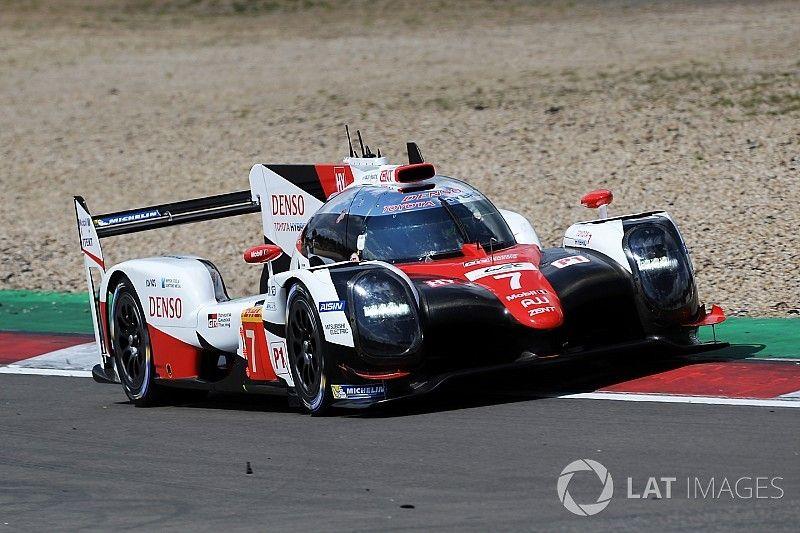 López lidera la práctica 3 del WEC en Nurburgring