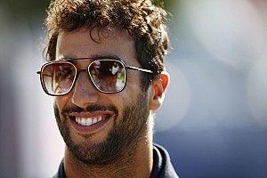 Ricciardo dice que McLaren será más rápido con cualquier otro motor