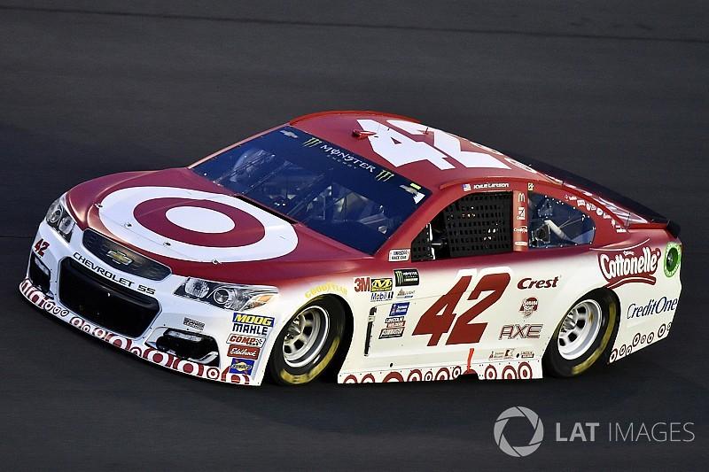 Por futebol, Target encerra programa com Ganassi na NASCAR