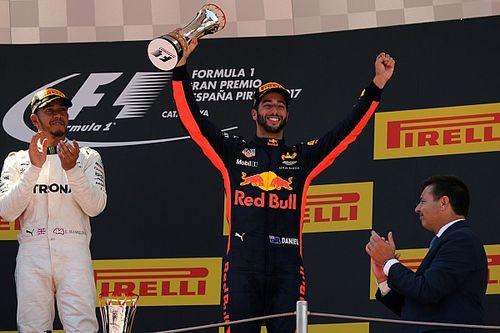 """Ricciardo: """"Bene il podio, ma il distacco da Ferrari e Mercedes è enorme"""""""