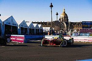 Paris ePrix: Di Grassi tops FP2 with last-gasp lap