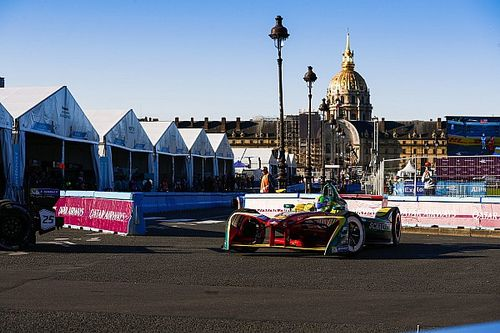 Paris ePrix: Di Grassi tops FP2 with last-gasp lap