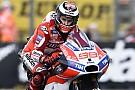 MotoGP MotoGP: Lorenzo eddigi legkövetkezetesebb versenyét zárta a Ducatival