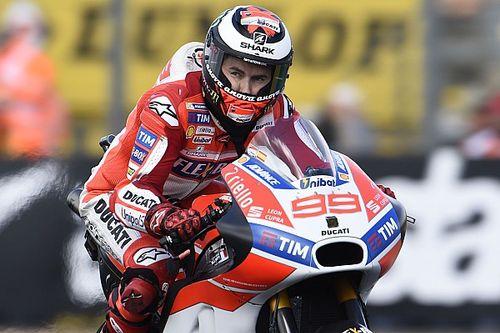 MotoGP: Lorenzo eddigi legkövetkezetesebb versenyét zárta a Ducatival