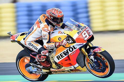 MotoGP: Marquez nem találja a ritmust
