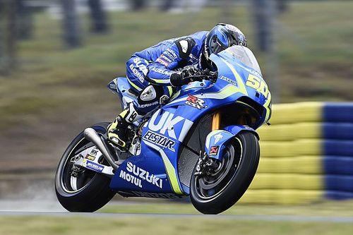 Guintoli keeps Suzuki ride for Mugello