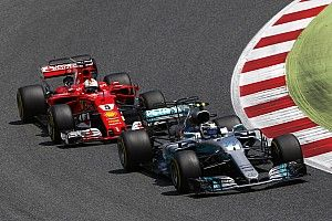 Bottas: Halangi Vettel memang sudah jadi tugas saya