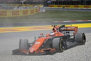 Fórmula 1 Noticias Vandoorne admite que no empezó bien en McLaren