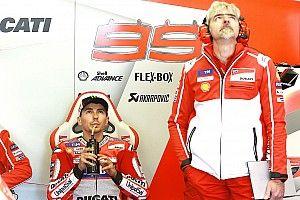 Lorenzo abaikan team order, Ducati: Itu saran, bukan perintah