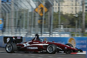Indy Lights Qualifiche Aaron Telitz stupisce e centra la pole al debutto a St Pete