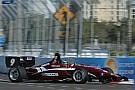 Indy Lights Aaron Telitz stupisce e centra la pole al debutto a St Pete